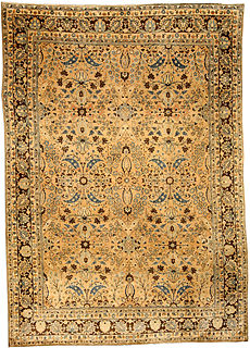 A Persian Meshad carpet BB3761