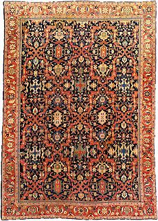 A Persian Sultanabad carpet BB0615