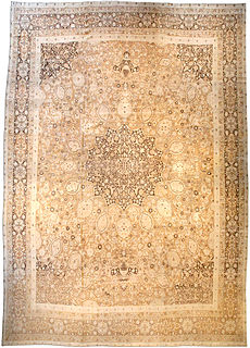 A Persian Tabriz carpet BB0341