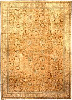 A Persian Tabriz rug BB2728