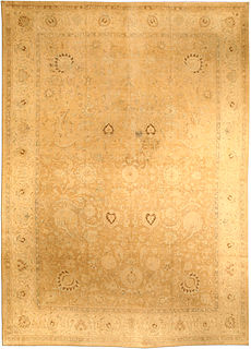A Persian Tabriz rug BB3168