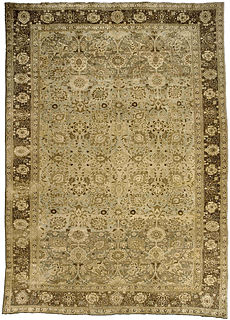 A Persian Tabriz rug BB3449
