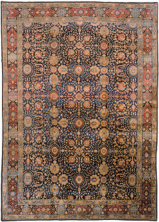 A Persian Tabriz carpet BB1394