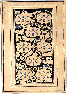 A Chinese Art Deco rug BB4181