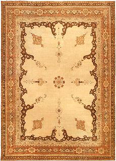 An Indian Amritsar rug BB4344