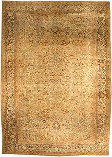 A Persian Khorassan carpet BB3856