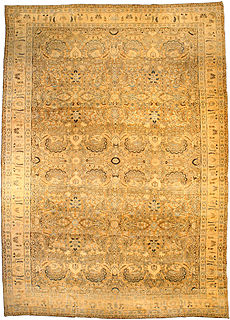A Persian Kirman carpet BB3702