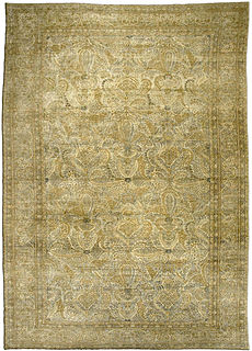 A Persian Tabriz rug BB3451