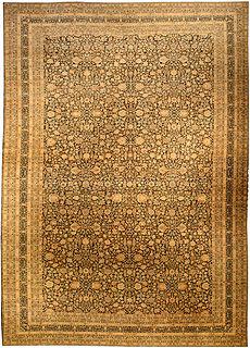 A Persian Tabriz rug BB4126