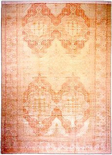 A Turkish Hereke rug BB0429
