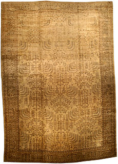 A Turkish Oushak rug BB3251