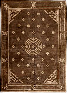 A Mongolian carpet BB3593