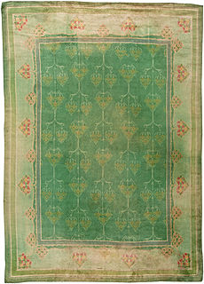 An Irish Donegal Rug BB5442