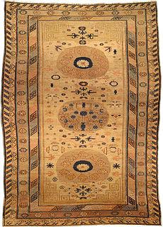 A Khotan (Samarkand) carpet BB4196