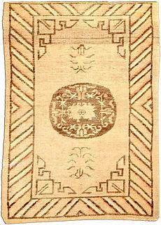 A Samarkand (Khotan) carpet BB3892