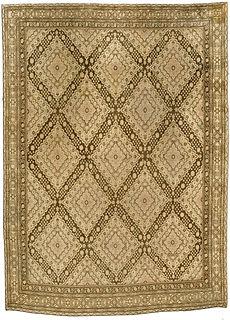 A Samarkand (Khotan) rug BB4378
