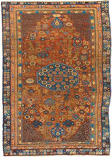 A Samarkand (Khotan) rug BB4397