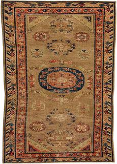 A Samarkand (Khotan) carpet BB4374