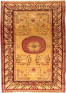 A Samarkand (Khotan) rug BB4439