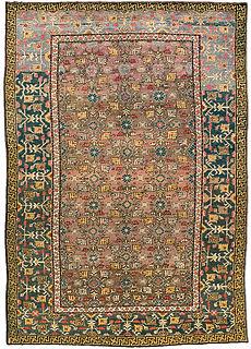 A Samarkand (Khotan) rug BB4392