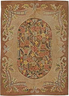An American Hooked rug BB3239