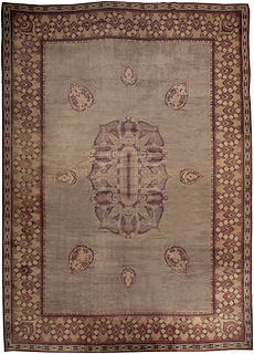 A French Art Deco Rug BB4896