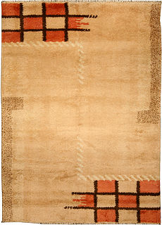 A French Deco rug