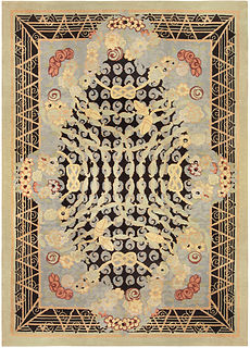 A French Deco Rug BB5214