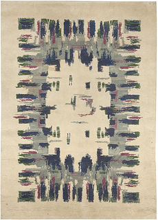 A French Deco Rug BB5031