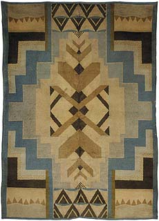 A French Deco Rug by Regina Gomide Graz BB5375 (SOLD)