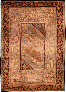 An Art Deco Rug BB0846