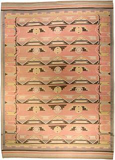 A Scandinavian rug BB4582