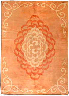 A French Art Deco rug BB3139