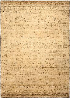 A vintage Moroccan rug BB4690