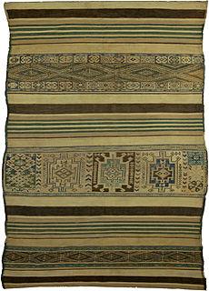 A Moroccan - Kilim Rug BB5239