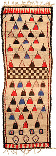 A Moroccan Rug BB5134