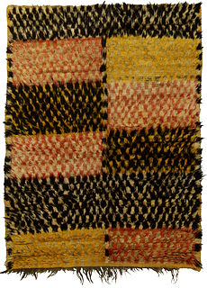 A Moroccan Rug BB5270