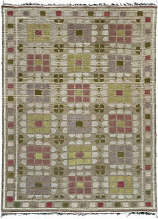 A Swedish Rug by Marta Maas-Fjetterstrom BB4707
