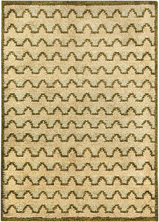 A Swedish Rug by Sigvard Bernadotte BB5105