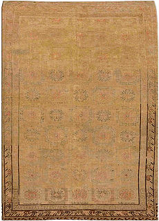 A Samarkand (Khotan) carpet BB4389