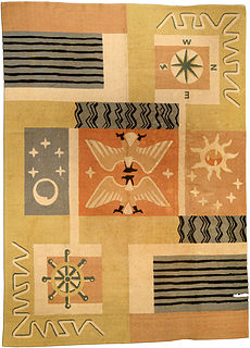 A Hooked rug BB4332