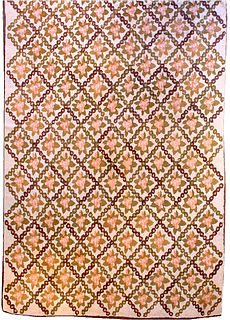 An American Hooked rug BB3254