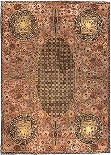 A Viennese carpet BB2246