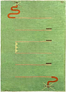 A French Deco Rug BB5229