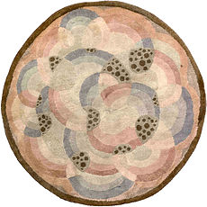 An Art Deco carpet BB3602