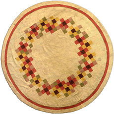 A Deco rug BB2488