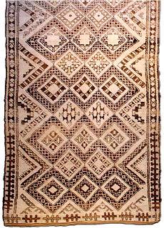 A vintage Moroccan rug BB3510