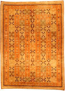 A Moroccan carpet BB4490
