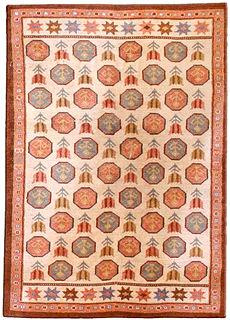 A Scandinavian carpet BB3283