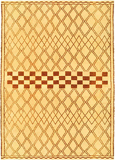 A Moroccan Rug BB5164